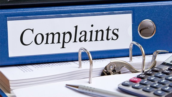 Water customer complaints topped 2m past year