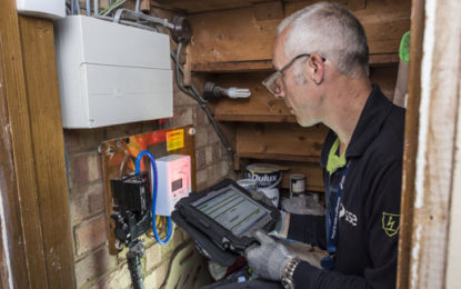 SSE celebrates 250,000 smart meters installations