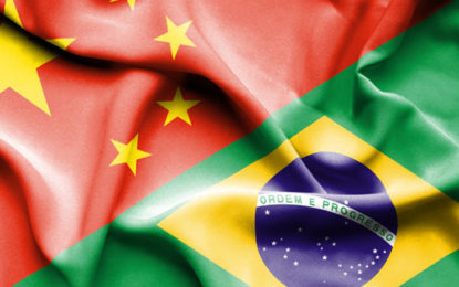 Chinese energy shopping spree moves on to Brazil