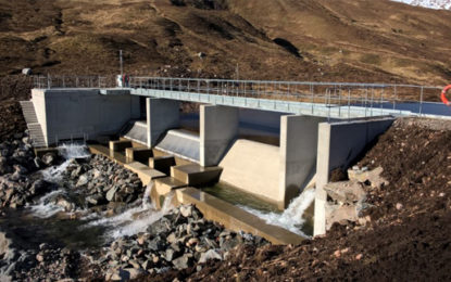 RWE inaugurates £12m hydropower station in Scotland