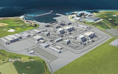 Horizon consults on nuclear power station
