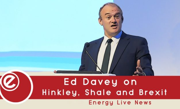 Hinkley is the right decision, says Ed Davey