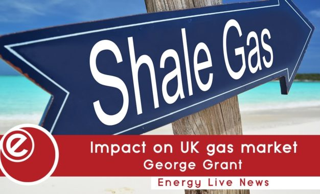 Shale imports 'positive for UK gas market'