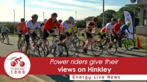 Reaction to Hinkley from our Power riders