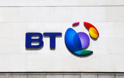 BT aims to slash emissions by 87% before 2030