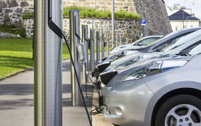 Electric car sales accelerate to new peak