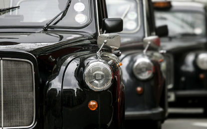 Black cabs keen to go green