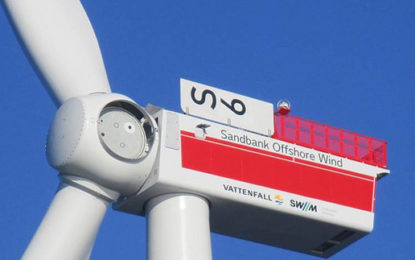 New 288MW wind project sails ahead of deadline