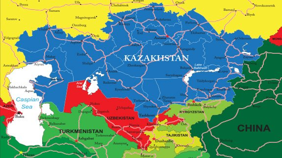 Central asian investment company