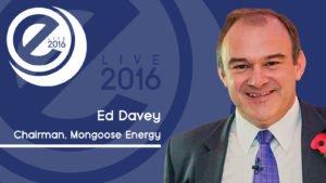 Sir Edward Davey