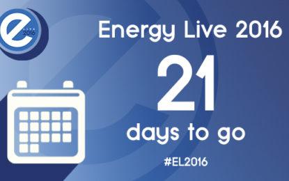 Former Energy Secretary Ed Davey at #EL2016