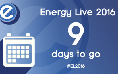 Smart energy, green power and carbon compliance at #EL2016