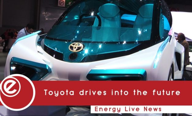 Takeo Moriai on Toyota's new fuel cell EV