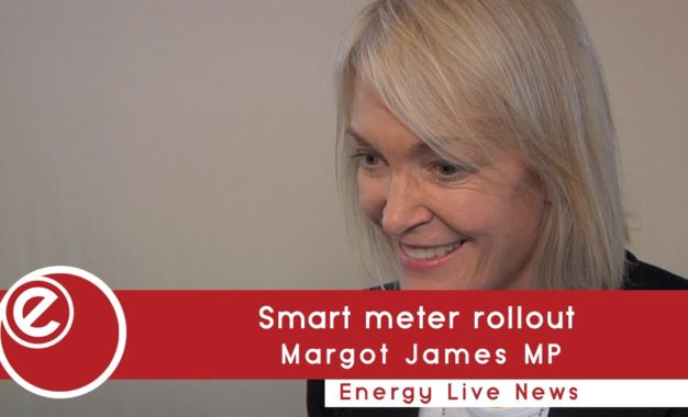 Margot James: UK making 'very good progress' on smart meter rollout