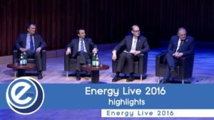 A day at Energy Live 2016