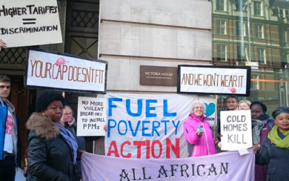 Campaigners demand 'equality' for PPM energy customers