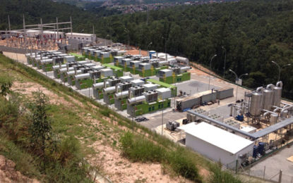 Brazil opens biogas facility … made in Italy