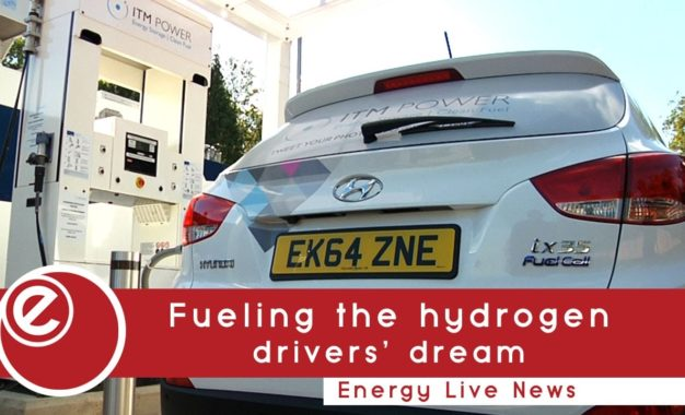 Will hydrogen fuel a driving revolution?
