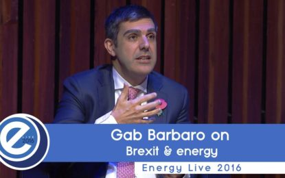 BGB boss urges firms to take control of energy use