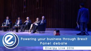 Powering your business through Brexit at EL2016