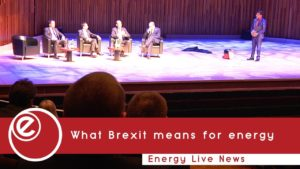 Energy policy needed to fight Brexit uncertainty