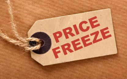 SSE freezes energy prices this winter