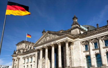 Germany to cut emissions by up to 95% by 2050