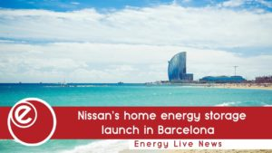 Nissan launches energy storage tech for homes