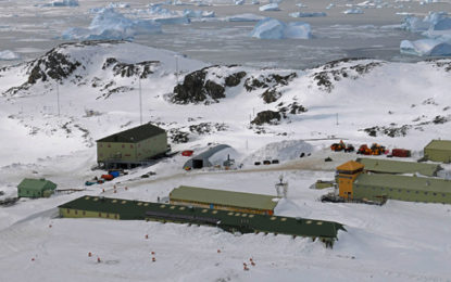 Antarctic research stations to get £100m upgrades