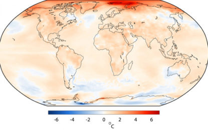 It's official! 2016 was warmest year on record