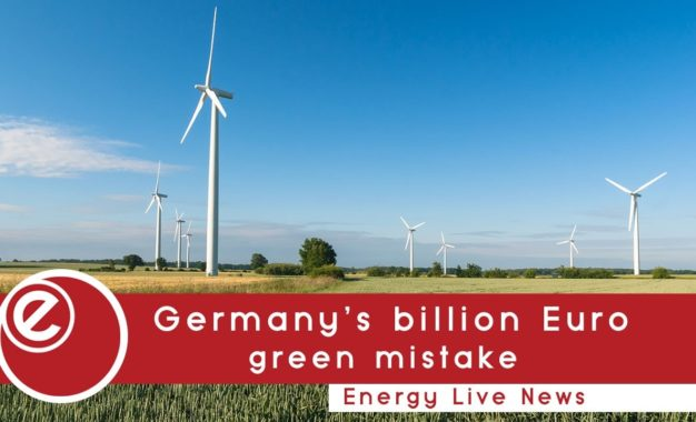 Germany's billion Euro green mistake