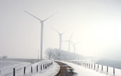 Christmas brings three new UK wind energy records