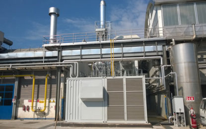 AB and Cartiera di Momo: energy efficiency in the paper industry switches to cogeneration.
