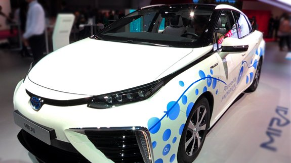 Major carmakers, energy giants bet €10 7bn on hydrogen