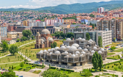 Kosovo's capital gets a green bus upgrade