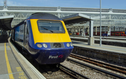 New UK research to investigate solar use to power trains