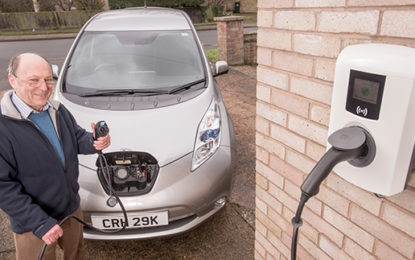 New project offers EV equipment free of charge