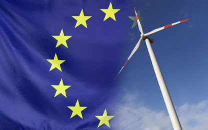 EU funded wind farm opens in Sweden