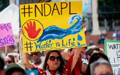 Investors show money talks on Dakota Access Pipeline