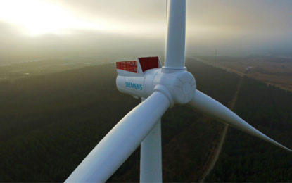 Siemens and Gamesa complete wind merger