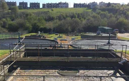 Yorkshire Water invests £4m in wastewater treatment works