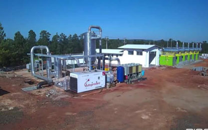 Brazil is leading the way with its landfill gas powered plants
