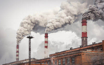 'Industrial CCS support best way to reduce emissions'