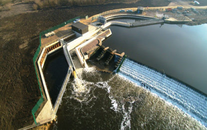 Yorkshire's largest hydropower plant officially opened