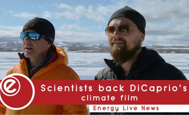 Environmental scientists back DiCaprio's climate film