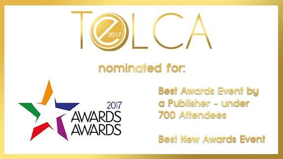 TELCA - AWARDS AWARDS IMAGE