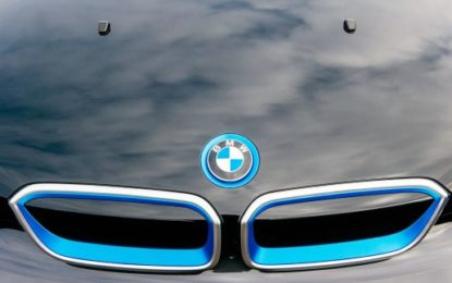 BMW in Big MegaWatts battery deal with Vattenfall