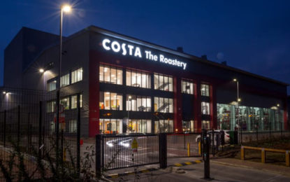 Costa to serve up green coffee with ultra-sustainable roastery