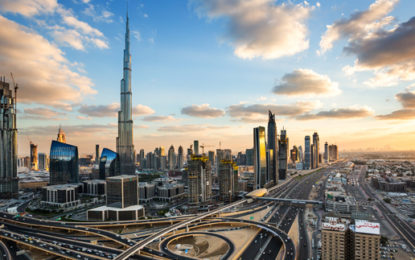 How energy efficient are buildings in Dubai?