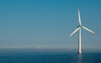 Offshore wind capacity to triple between 2015 and 2020